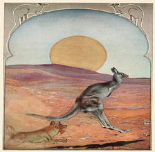 Приключения старого кенгуру