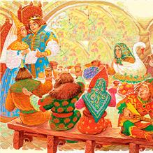Как чобанёнок на царевне женился