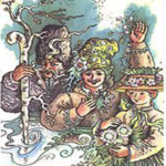 Мужик болтанский богатырь бусурманский