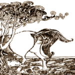 Воробей и кобыла