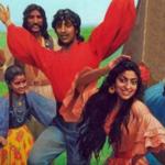 Цыган, его жена и мулы