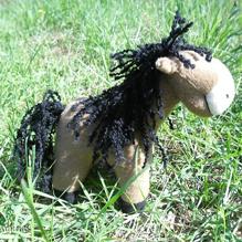 Волшебный лошачок