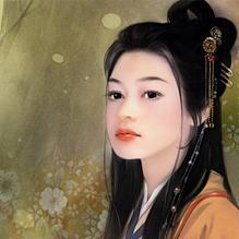 Портрет девушки из дворца