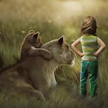 Сын львицы