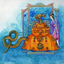 Сказка про хитрого У-гэна и верного Ши-е