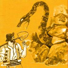 Змея и бедняк