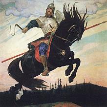 Как Илья Муромец богатырём стал