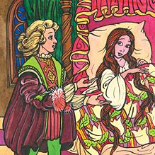 Королевич-лягушка, или Железный Генрих