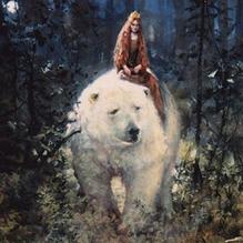 Белый медведь король Валемон