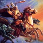 Поединок Тора с Грунгниром