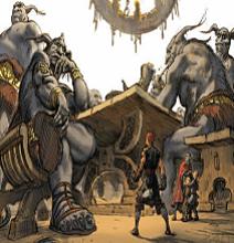 Путешествие Тора в Утгард