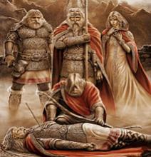 Смерть Бальдра