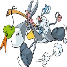 Золотая ослица и волшебный заяц