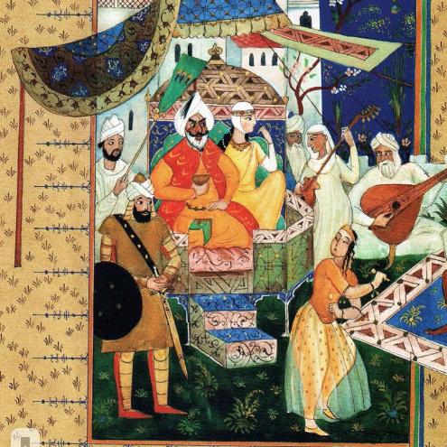 Легенда об арабском звездочёте