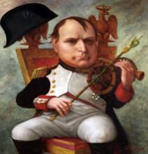 Наполеон и портной