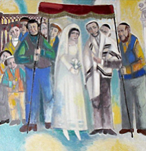 Сказка о счастливой свадьбе