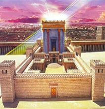 Почему был разрушен храм?