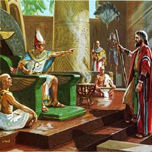 Разговор с фараоном