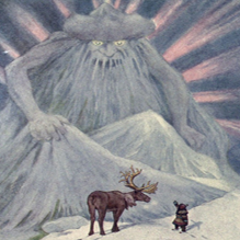 Сампо и Горный король