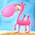 О месяце и розовом верблюжонке