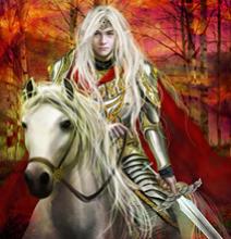 Рыцарь-эльф