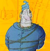 Синяя шапочка
