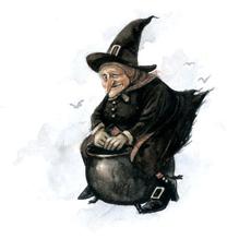 Сумка ведьмы