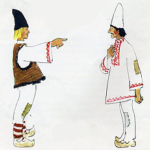 Пекалэ и Тындалэ