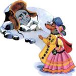 Как Мышке жениха искали