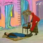 Спящий джигит