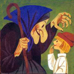Ивашка и ведьма