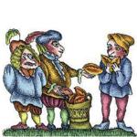 Как крестьянин двух сеньоров надул