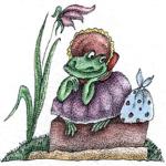 Жаба-торопыга