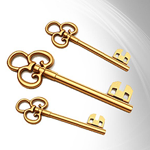 Ключи от царства, или Волшебное зеркало