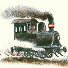 История о маленьком паровозе