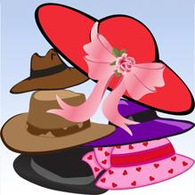 Волшебные шляпки