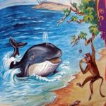 Почему у кита большой рот