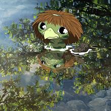 Каппа - речной мальчик