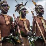 Трое из племени Киваи