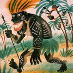 Кват и Квасавара - злой Вуйи