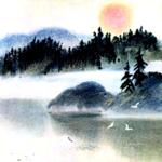 Весенний остров