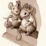 Мышь-девочка