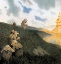 На пир в замок троллей