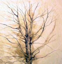 Сухостойное дерево