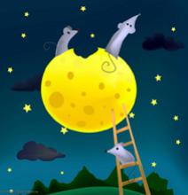 Мыши на Луне