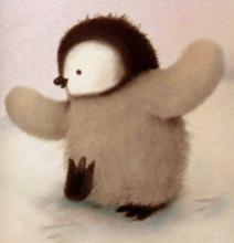 Маленький пингвин Рой