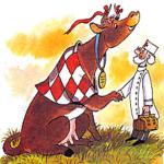 Сказка о корове Аннабель