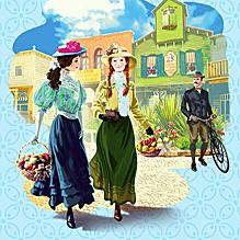 Аня с острова Принца Эдуарда