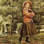 Аня из Шумящих Тополей