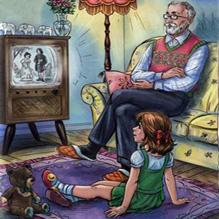 Дорогой, милый дедушка